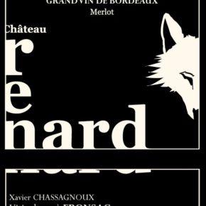 étiquette renard