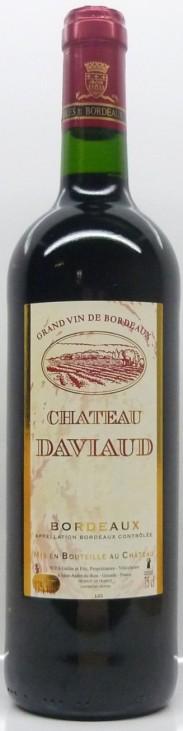 château daviaud