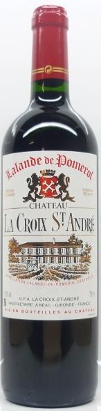 château la croix st andré