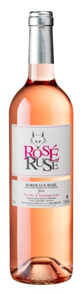 Rosé rusé
